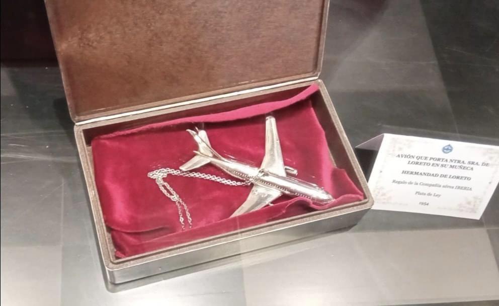 Avión – Ntra. Sra. de Loreto