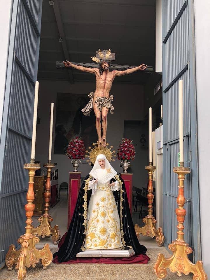 Cristo de la Sed y Amparo de Mª Stma.