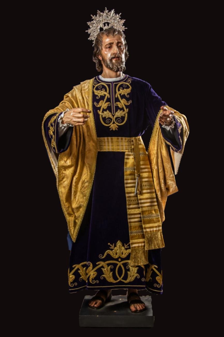 San Pedro – Hermandad de la Borriquita