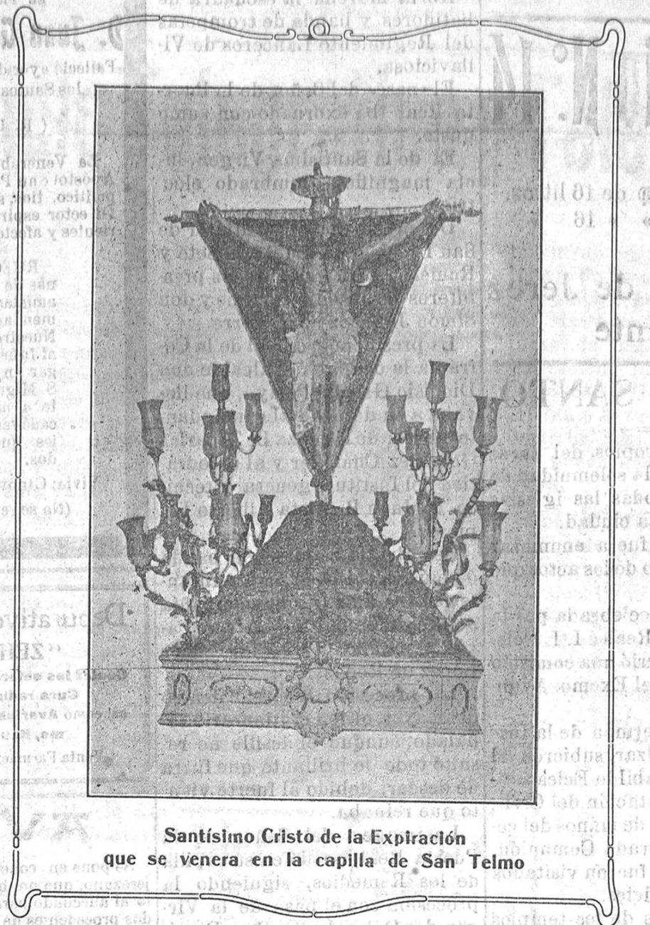 Cristo Expiración – 1921