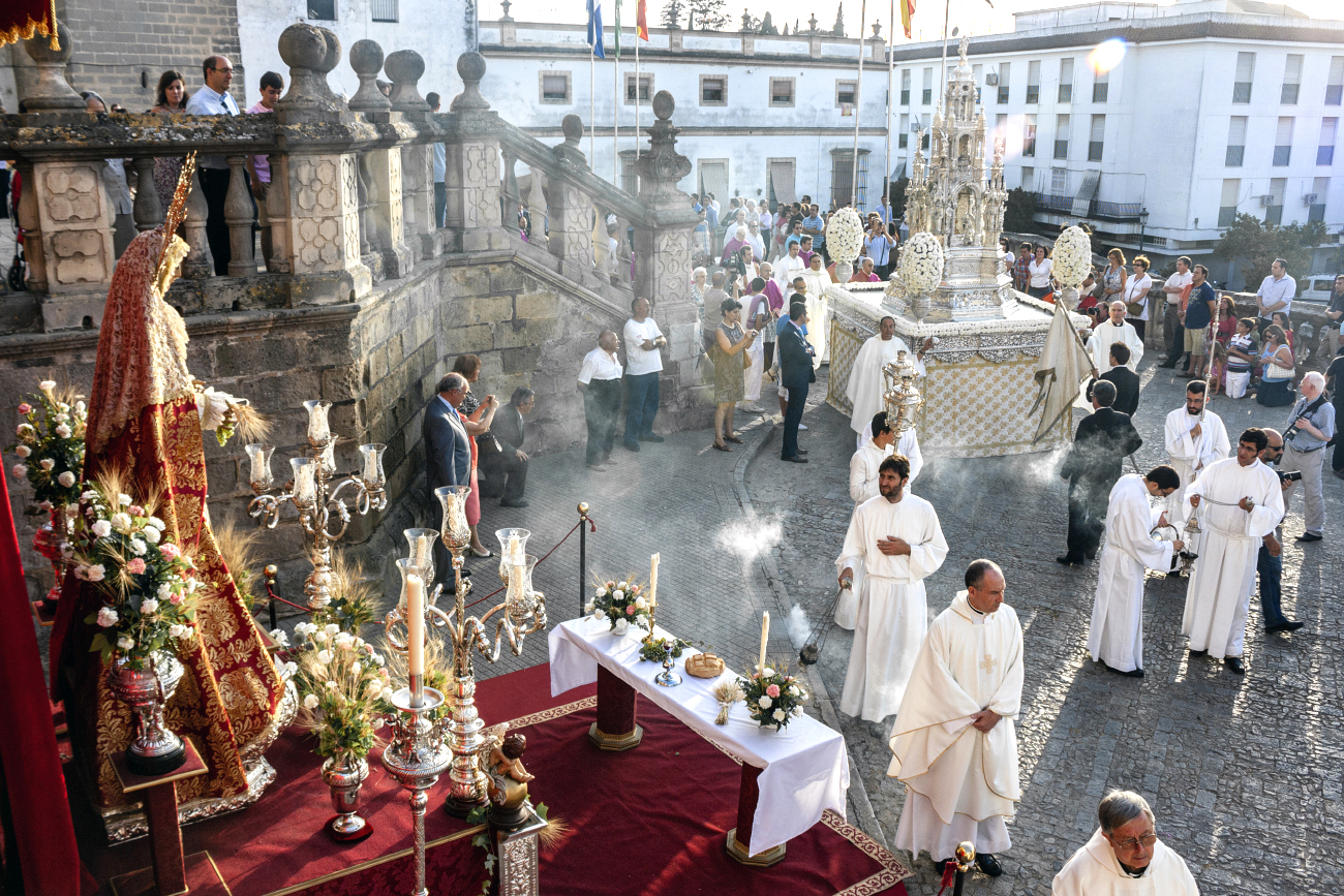 Procesión del Corpus Christi 2011 / Adrián Muñoz
