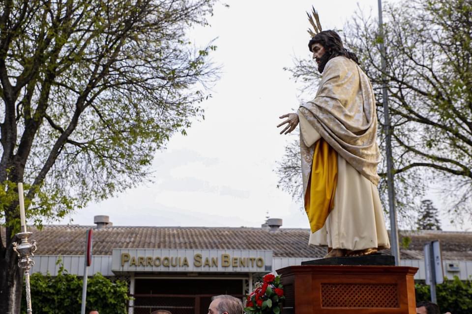 Santísimo Cristo de la Clemencia – Domingo de Resurrección 2021