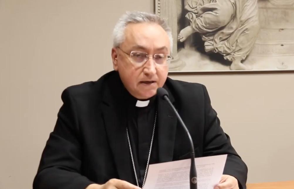 Monseñor D. José Rico Pavés