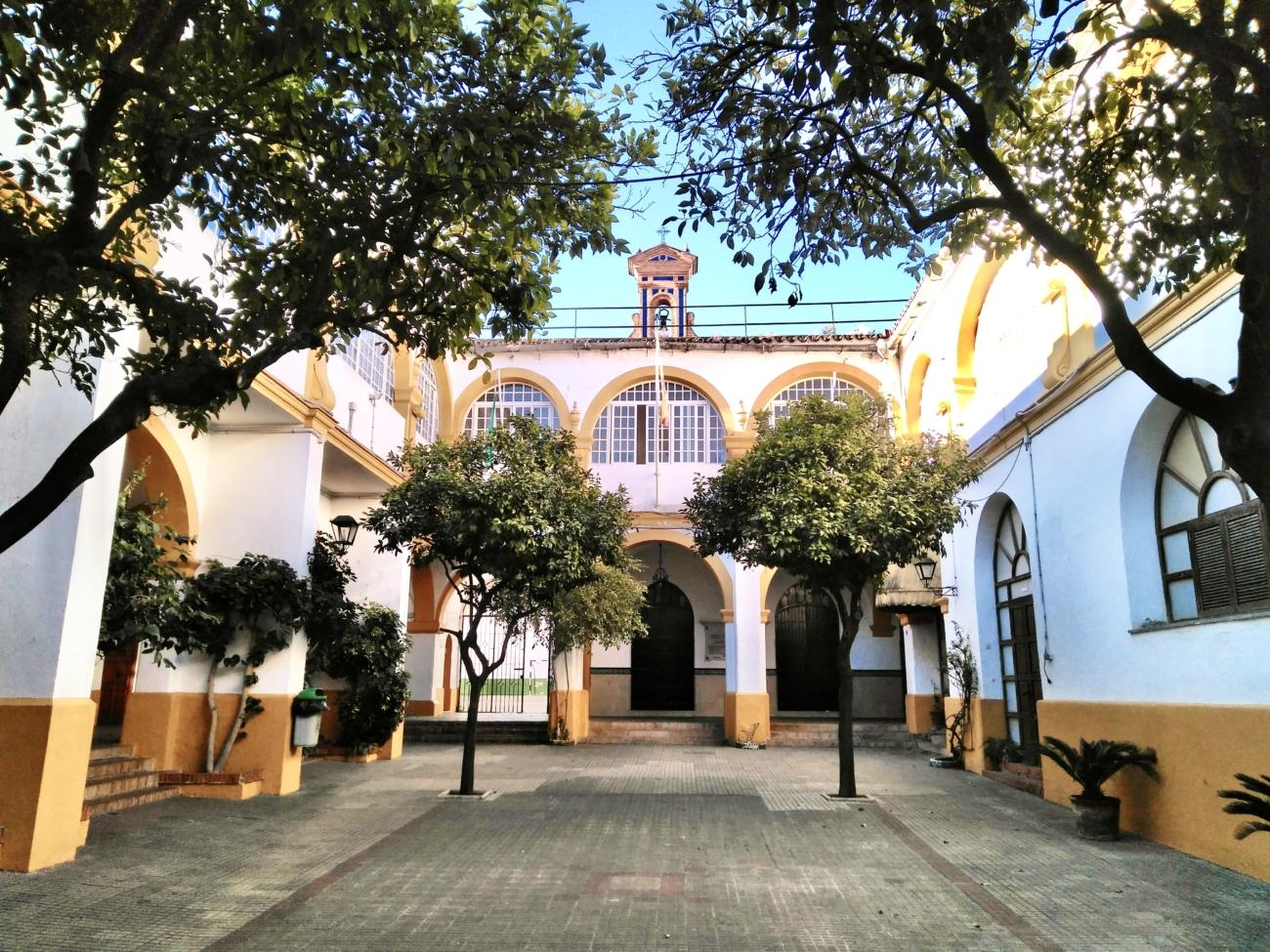 Patio Colegio La Salle-San José