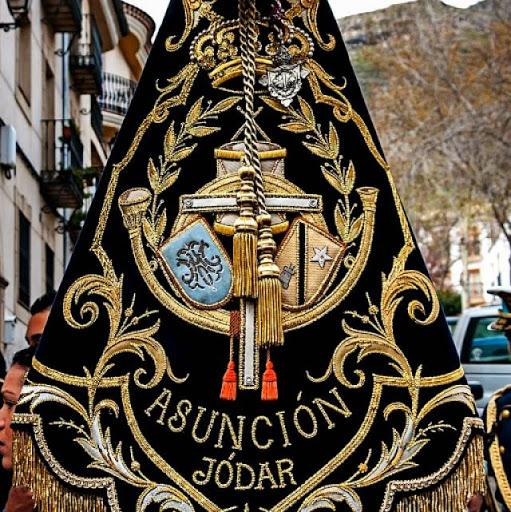 Banderín Asunción de Jódar