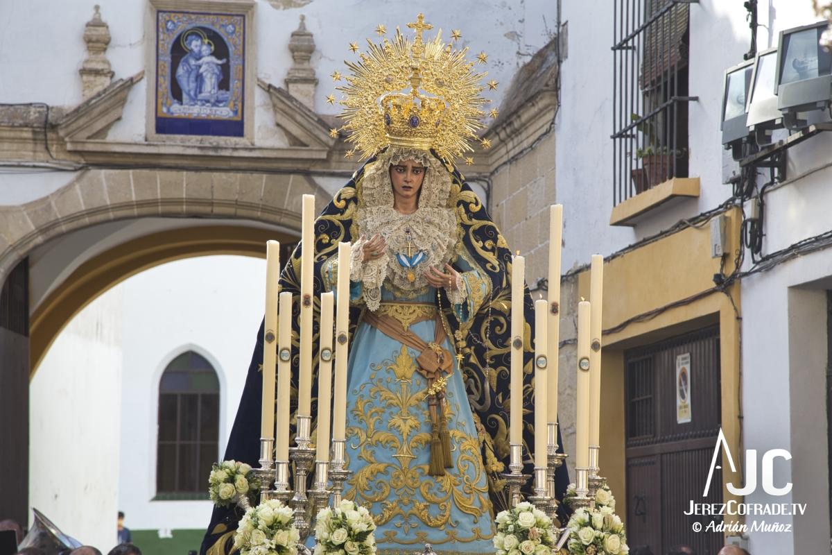 Traslado Borriquita a San Marcos – Adrián Muñoz (10)