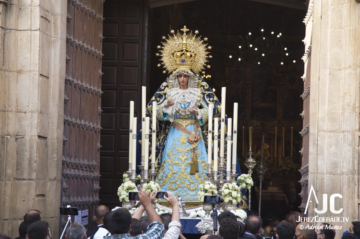 Traslado Borriquita a San Marcos – Adrián Muñoz (21)