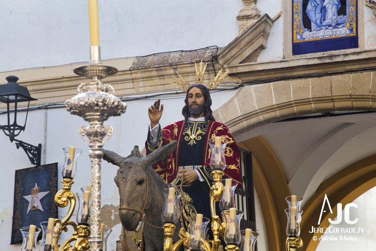 Traslado Borriquita a San Marcos – Adrián Muñoz (3)