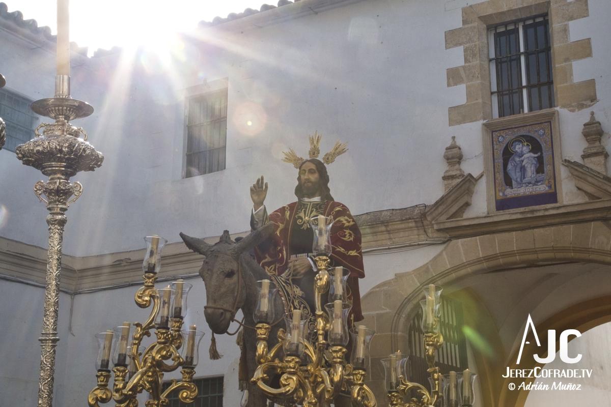 Traslado Borriquita a San Marcos – Adrián Muñoz (4)