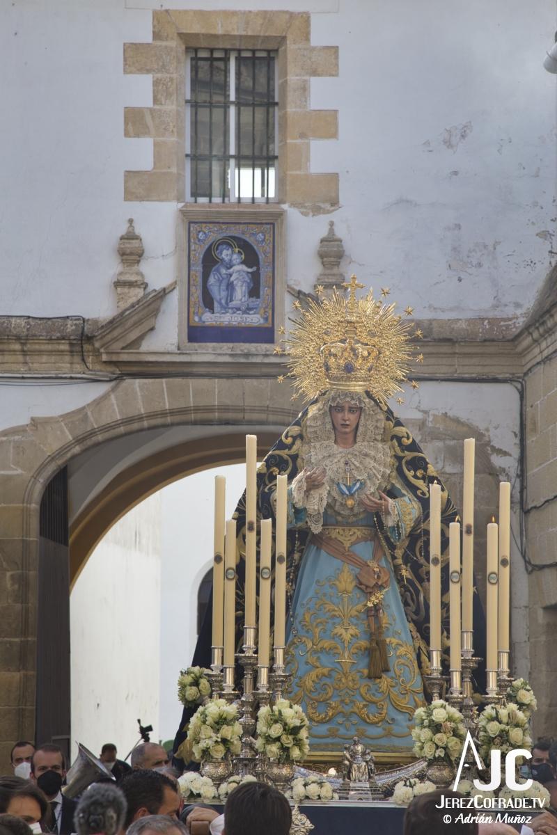Traslado Borriquita a San Marcos – Adrián Muñoz (9)